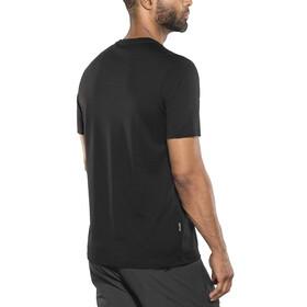 Icebreaker Tech Lite SS Crew Shirt Men black